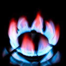 Gas, energía limpia